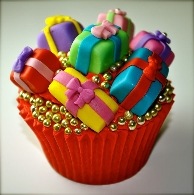 Gifts Cupcakes