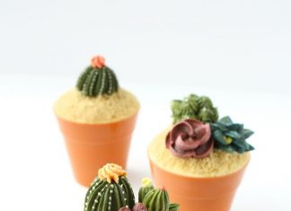 The Thorny Cupcakes