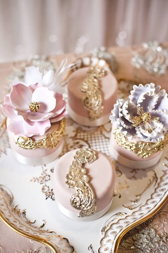 Treasure And Scents Cupcakes