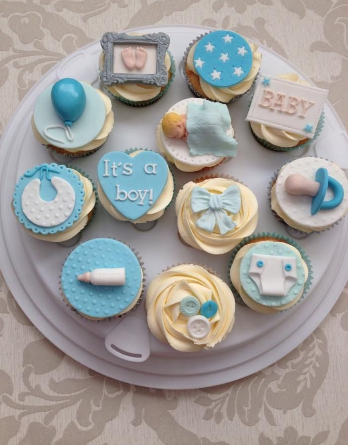 Baby Shower Pack Cupcakes