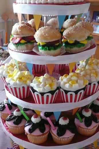 Full Party Pack Cupcakes