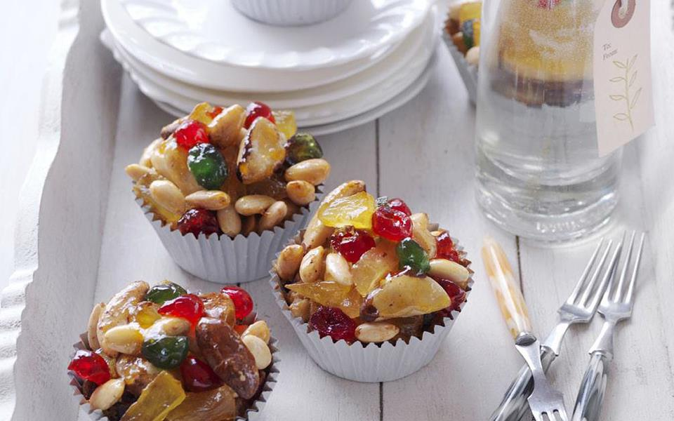 Remarkable Mini Jewels Cupcakes