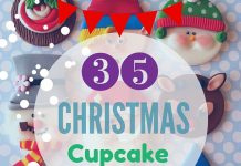 35 Best Christmas Cupcake Toppers