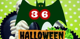 36 Scary Halloween Cupcake Toppers