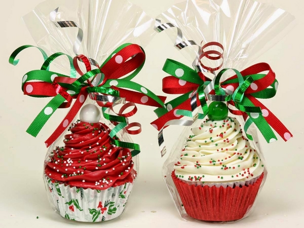 Best Christmas Gift Cupcakes