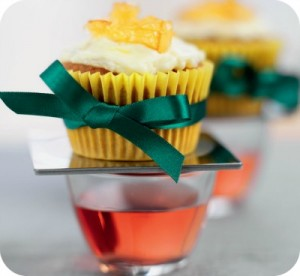 Classic Pineapple and Lime Cupcakes