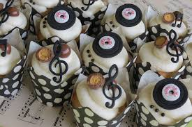 Everything About Music Cupcakes