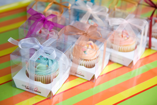 Lovely Gift Purpose Cupcakes