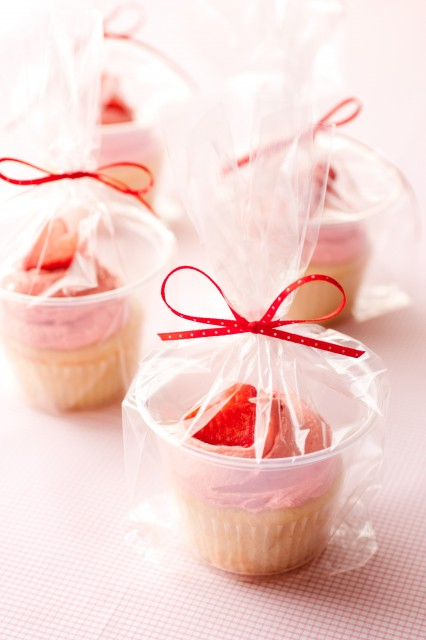 Sweet Valentine's Day Special Gift Cupcakes