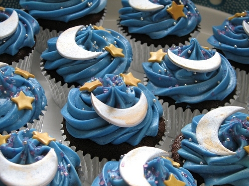 Lullaby Cupcakes
