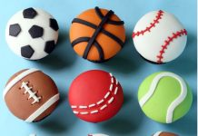 Sporty Cupcakes