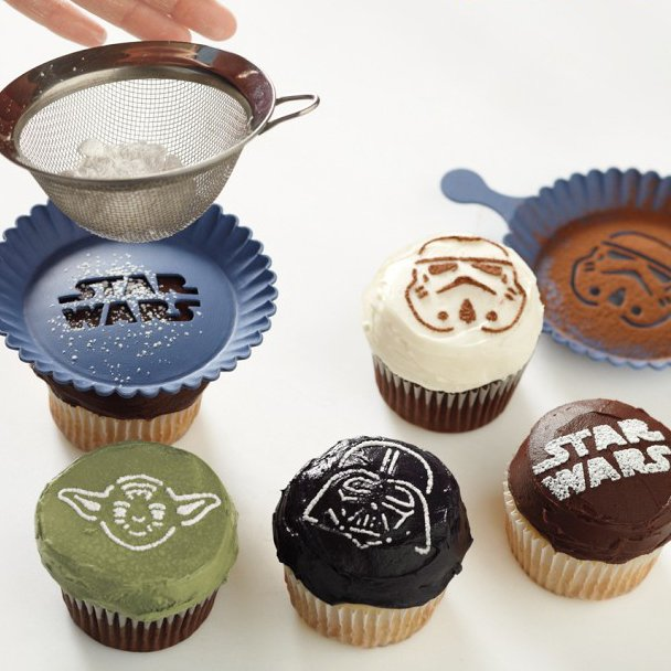 Star Wars Themed Cupcakes